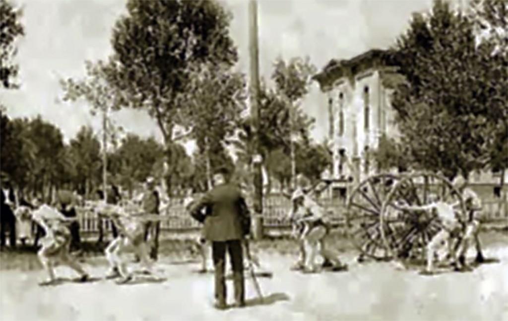 1911 Fire Brigade