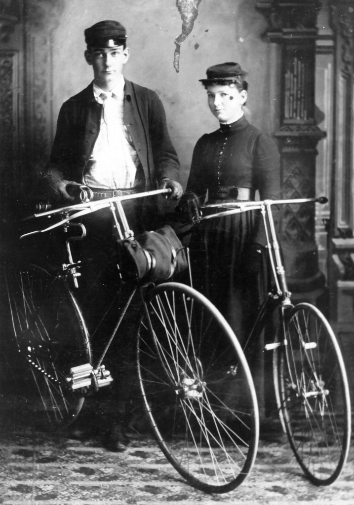 Charlie Bristol & Sister Sadie