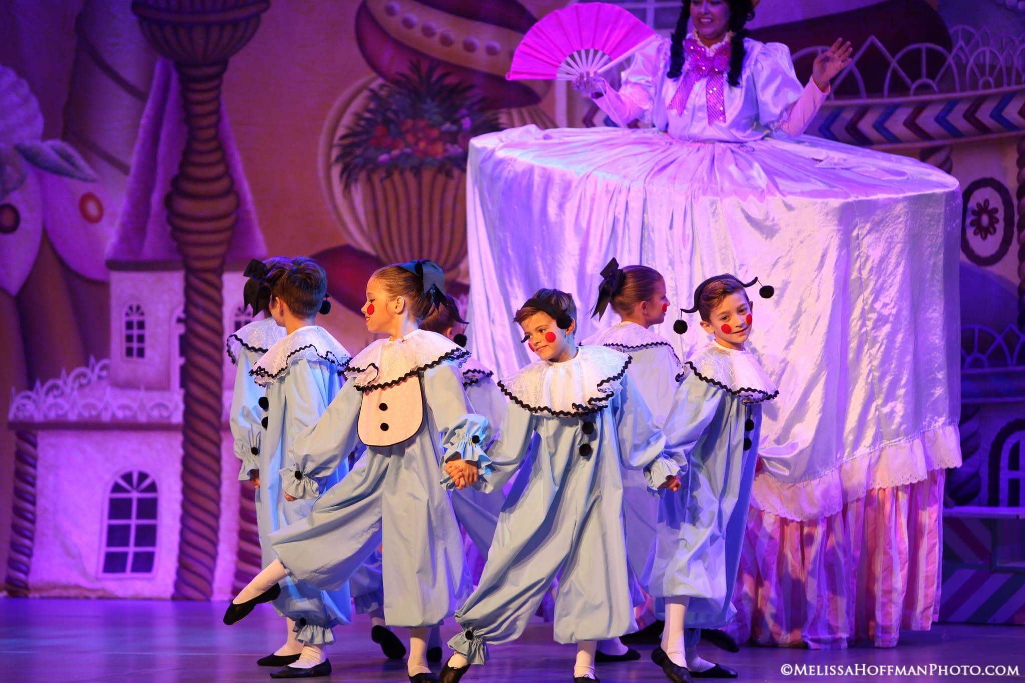 ballet children