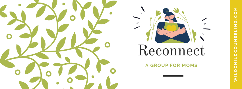 Reconnect mom group Facebook Cover
