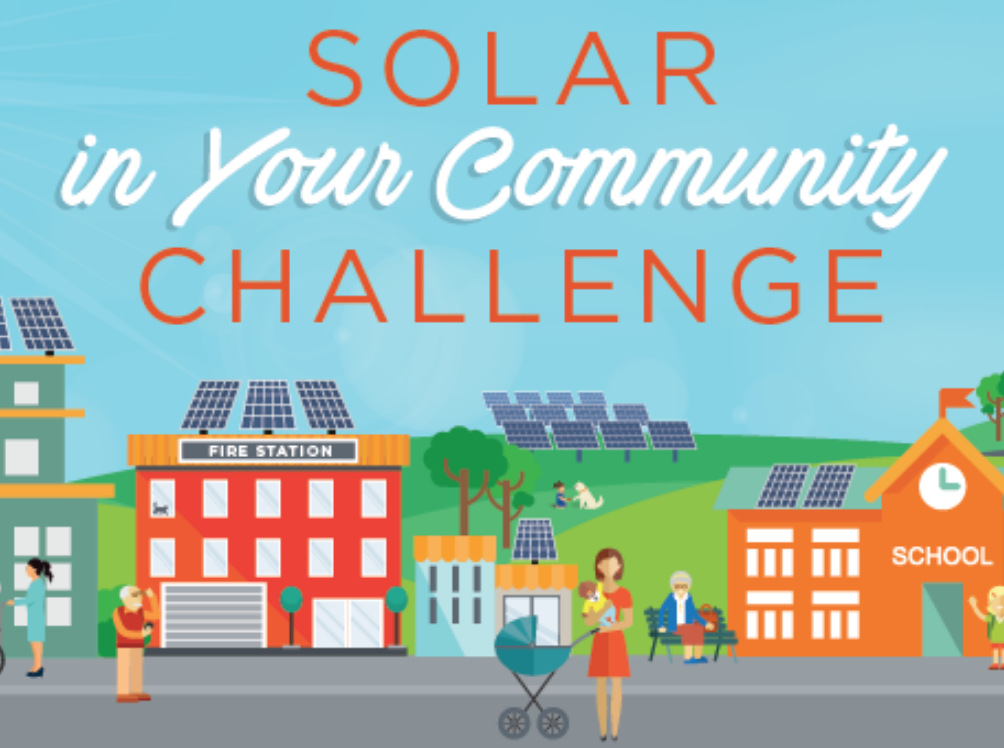 US Department of Energy's (DOE) Solar In Your Community Challenge Announces Winners