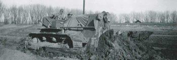 1956 – The Start of Major Highway Work for Park