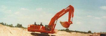 1971 – Park Construction Crews on the Railroad