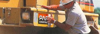 1991 – Business Booming at Park Construction