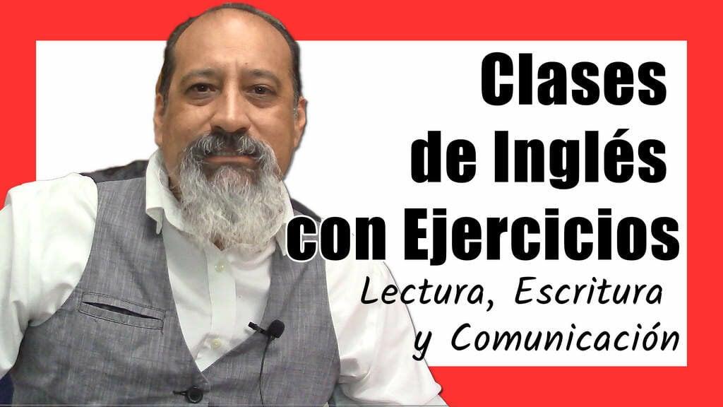 Clases de Inglés con Ejercicios