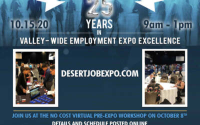 Online Virtual Job Fair on October 15