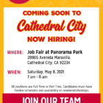 job cathedral city