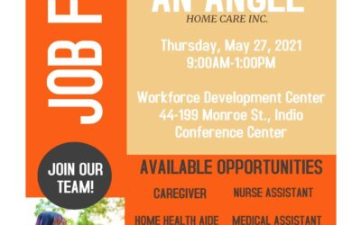 Sophiana's Home Care will be hosting an in-person hiring event