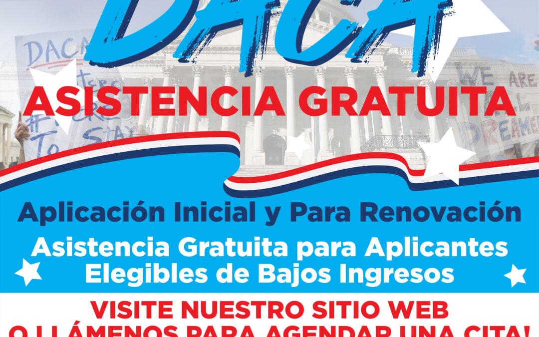 DACA FREE Assistance