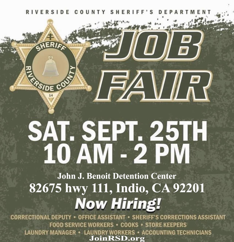 job fair indio 2021