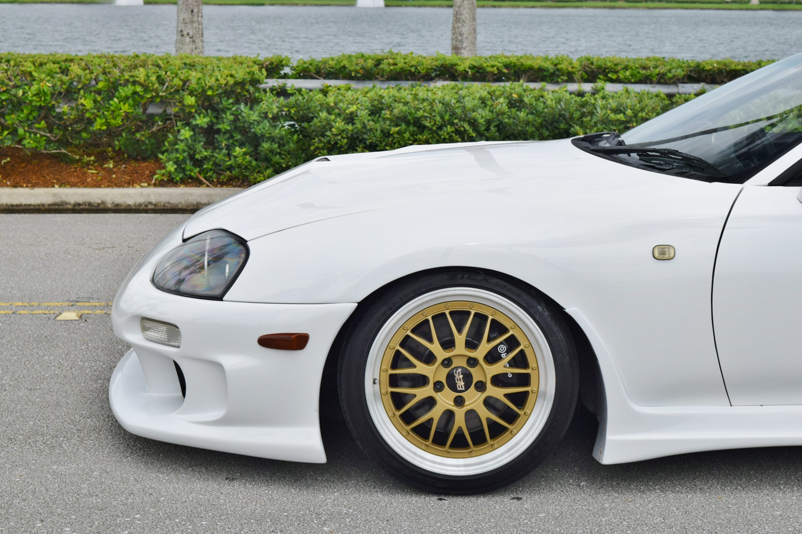 1995 Toyota Supra RZ-S Twin Turbo 2JZ GTE -Factory 6 Speed Manual- BBS LM-Recaro-Tein Coilovers-LOW MILES- Cold AC