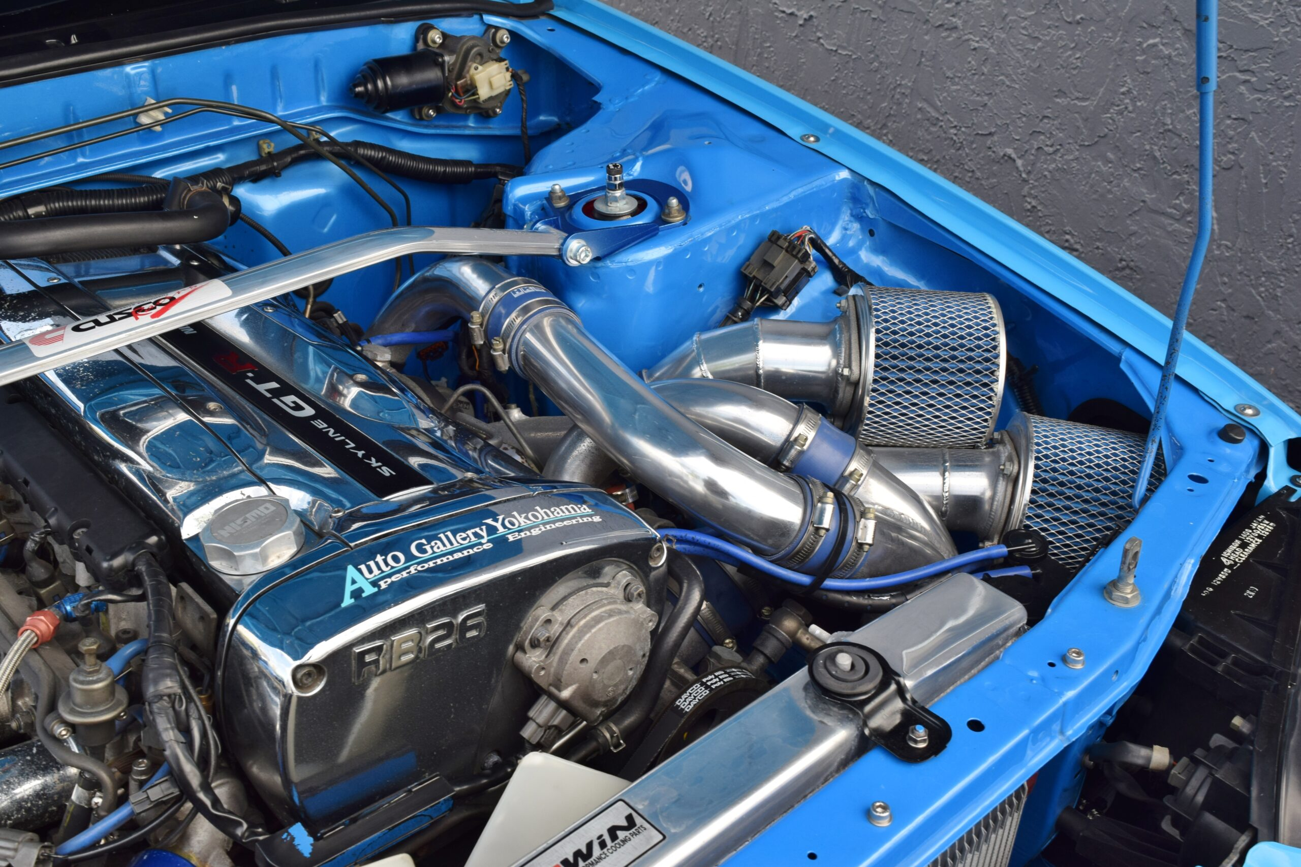 1994 Nissan GT-R R32 Skyline Time Attack/ Street   AG-Y Demo Car   550PS   HKS Turbos   Full Build   Alcon