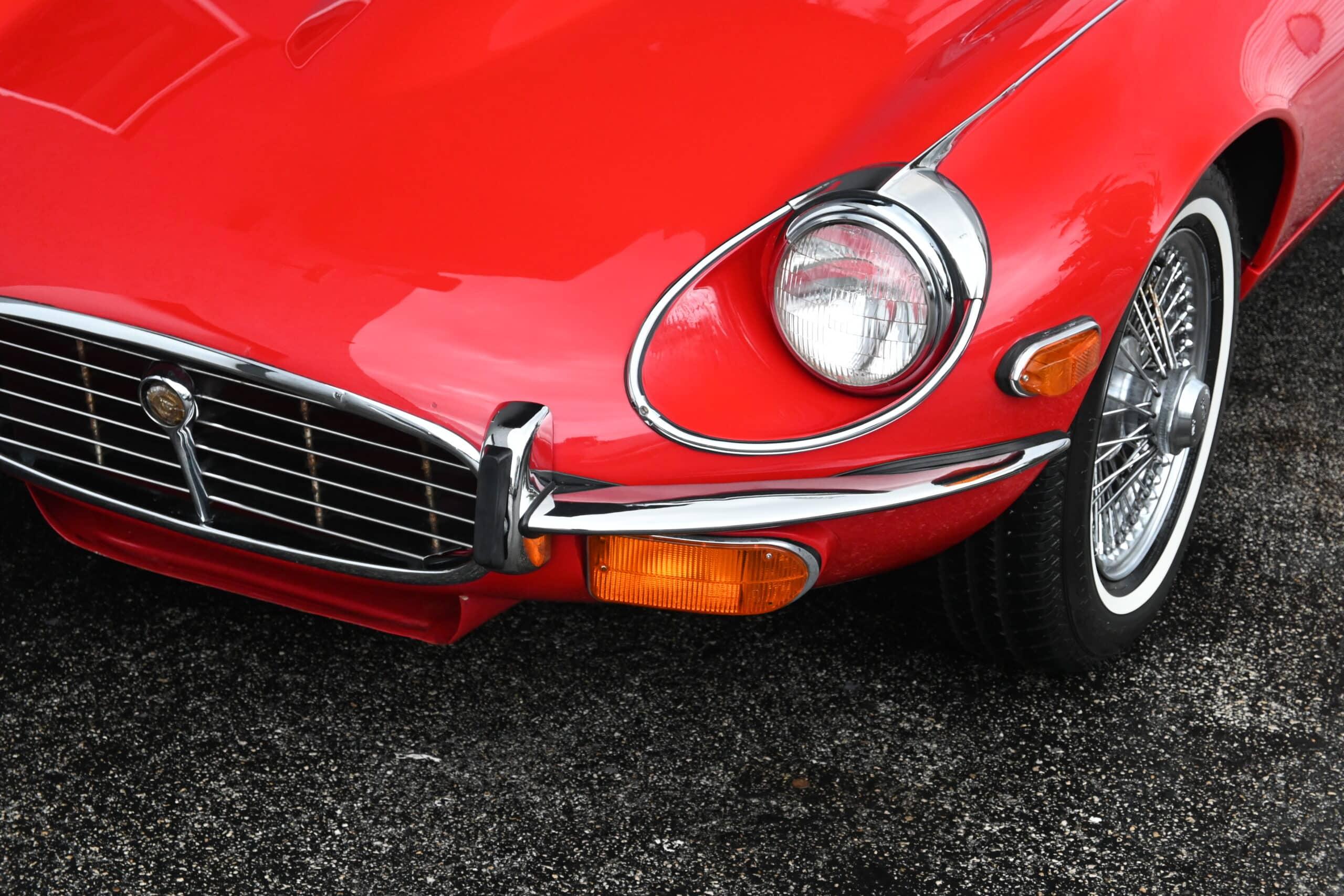 1973 Jaguar XK-E Series III OTS, award winning restoration
