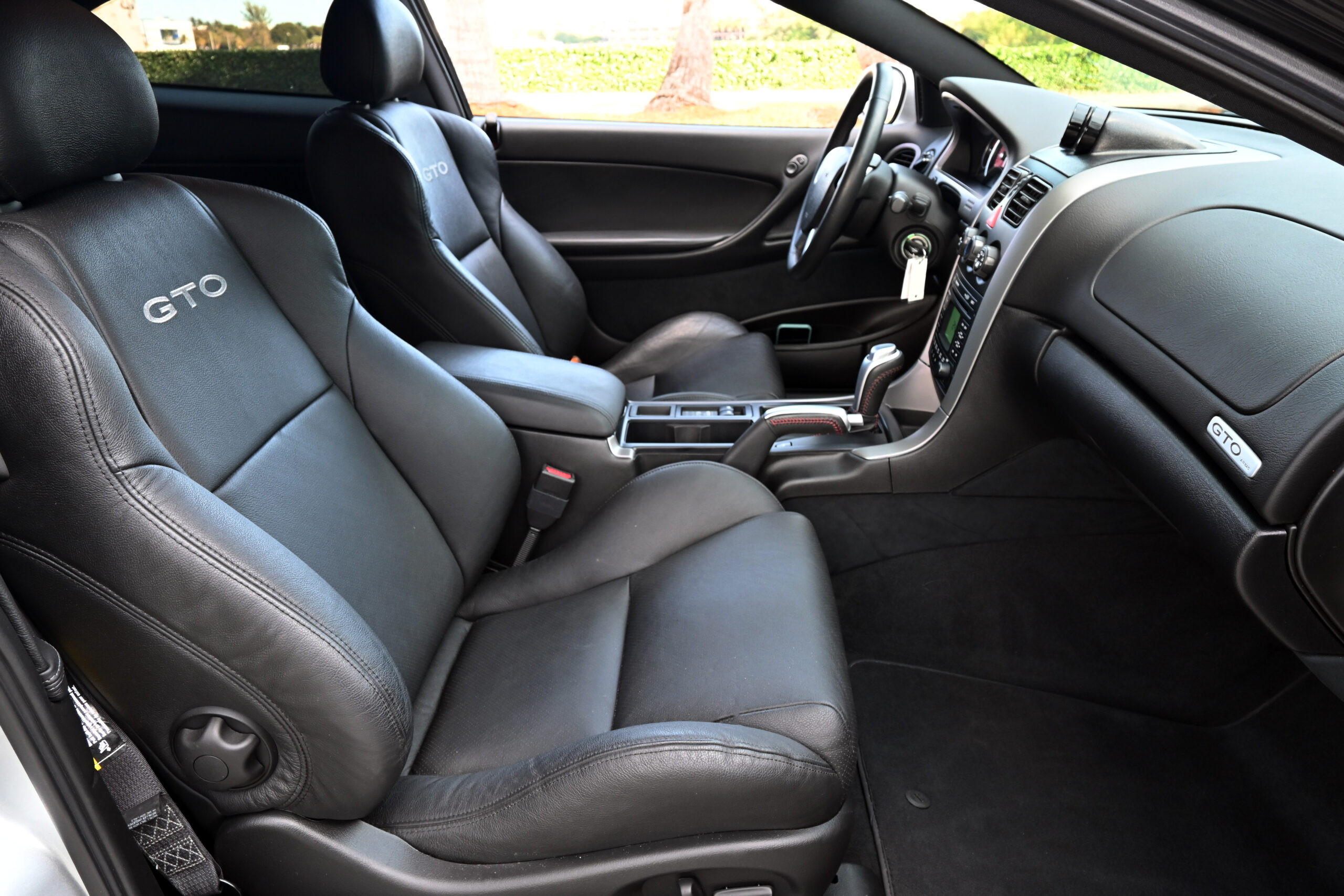 2005 Pontiac GTO, only 15K miles, same owner for 15 years, Magnuson Supercharger kit 550HP