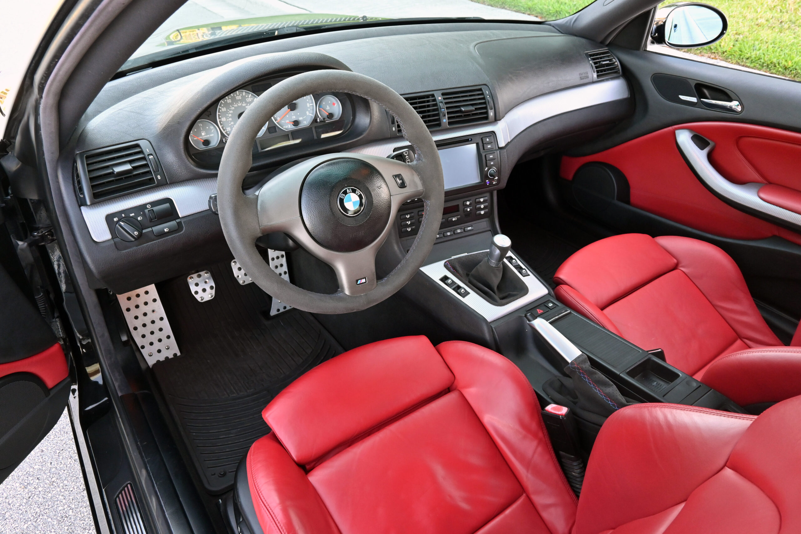 2006 BMW M3 ZCP package 6-speed, 3-pedal, big 3 done, very well sorted turn key, Imola guts, clean history