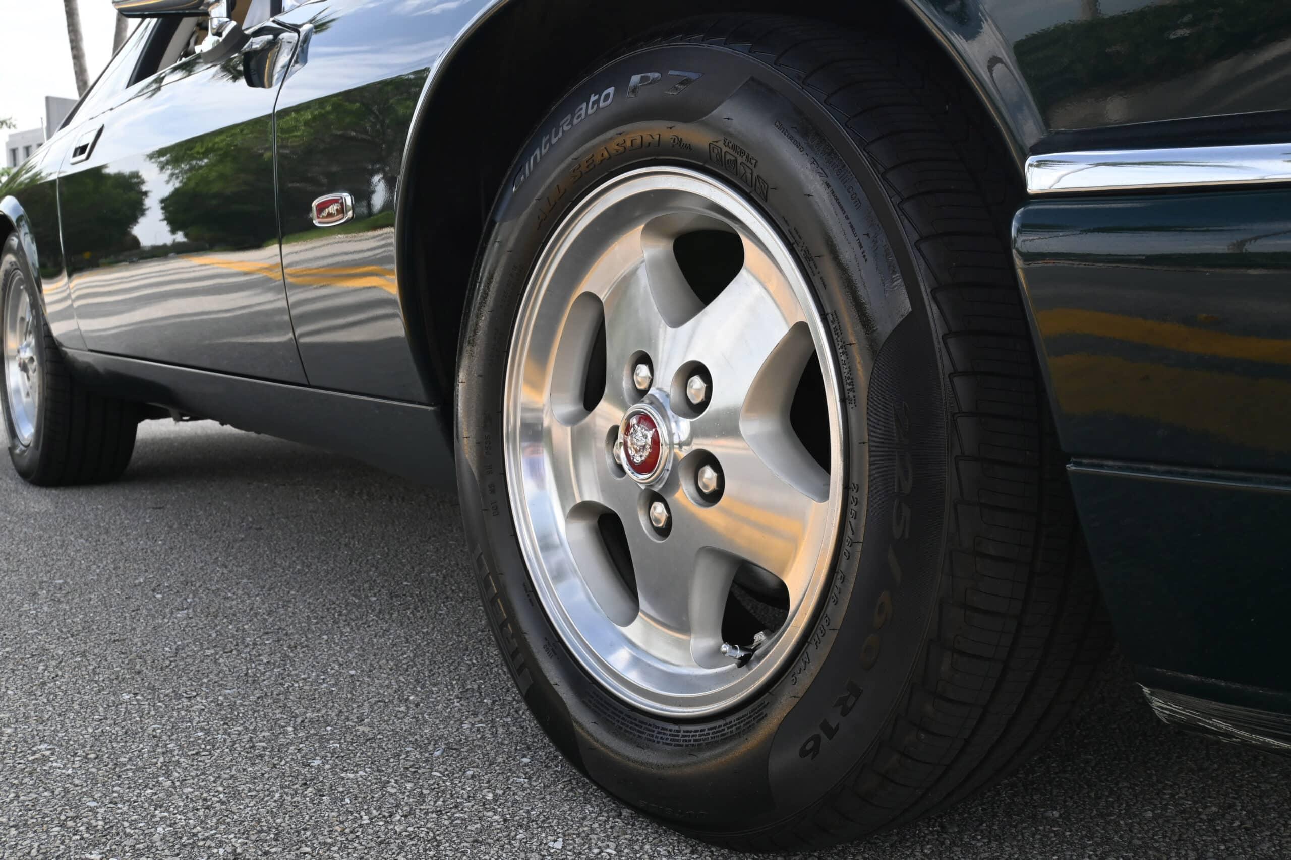1995 Jaguar XJS, Rare Coupe, Collector grade quality, Low Miles Desirable AR16 engine, British Racing Green