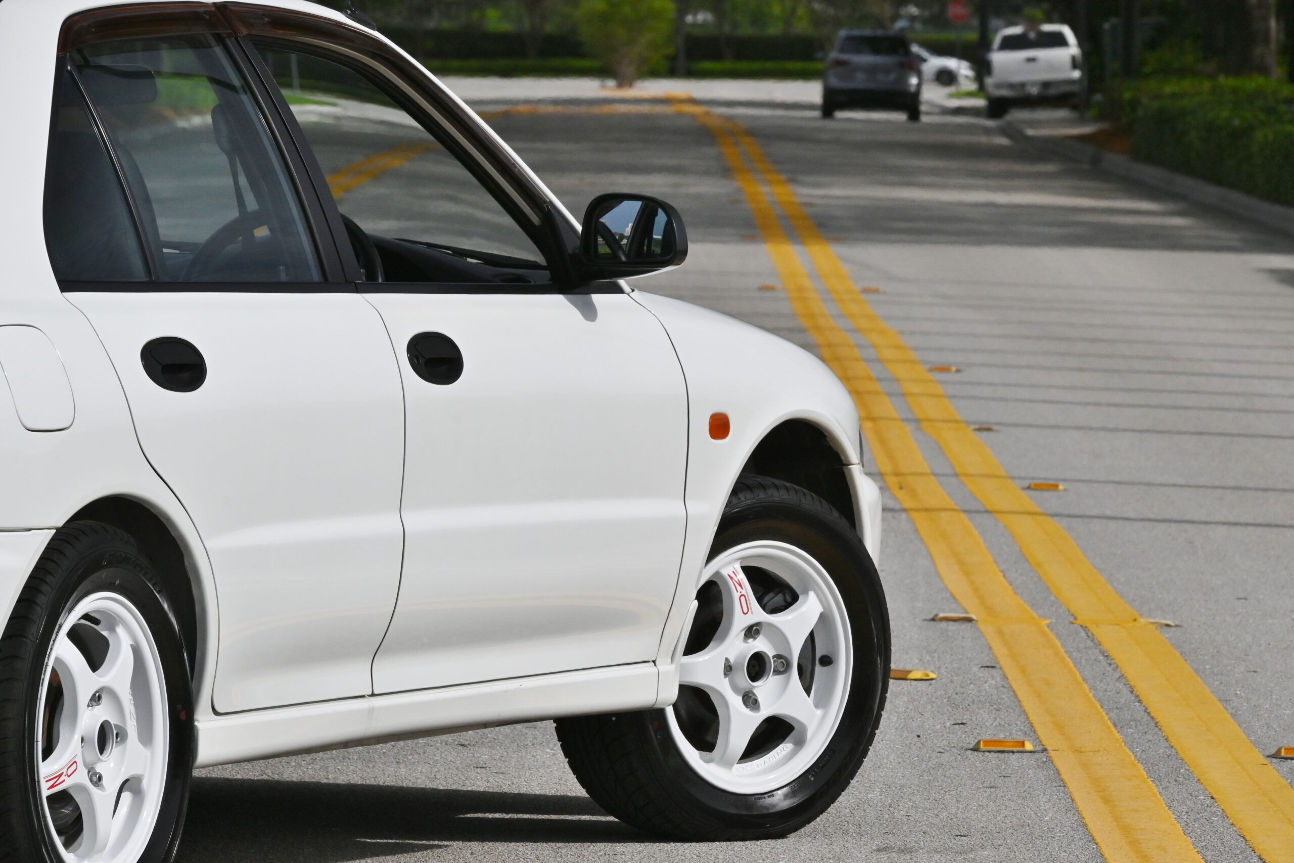 1994 Mitsubishi Evolution 2 RS Lightweight Rally Spec – OZ racing wheels – JDM – Ice Cold AC- Timing Belt Done