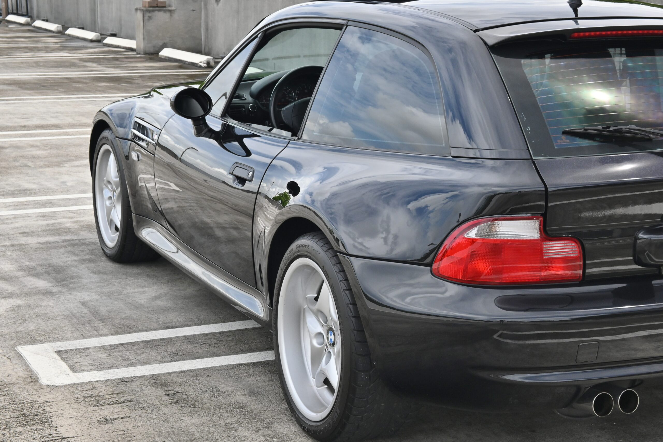 2000 BMW Z3 M Coupe 1 of 41 in this Color Combination – Unmodified – Well Maintained – Florida Car