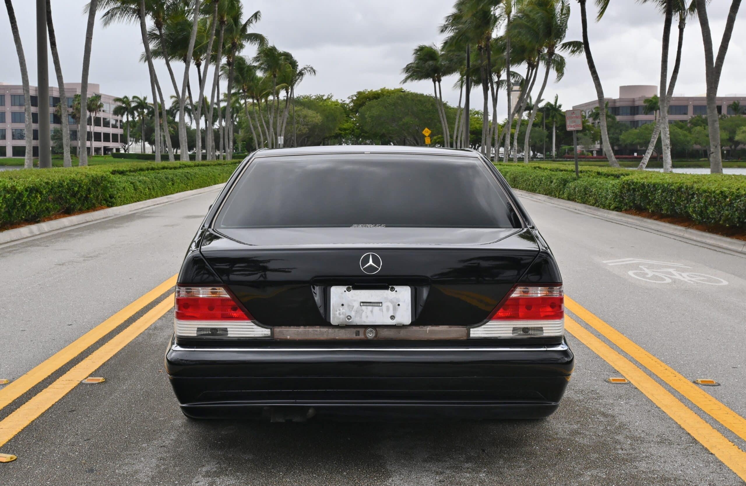1994 Mercedes-Benz S-Class S600 W140 Lorinser Modified – V12 – European Model – Only 57K Miles – Original Paint