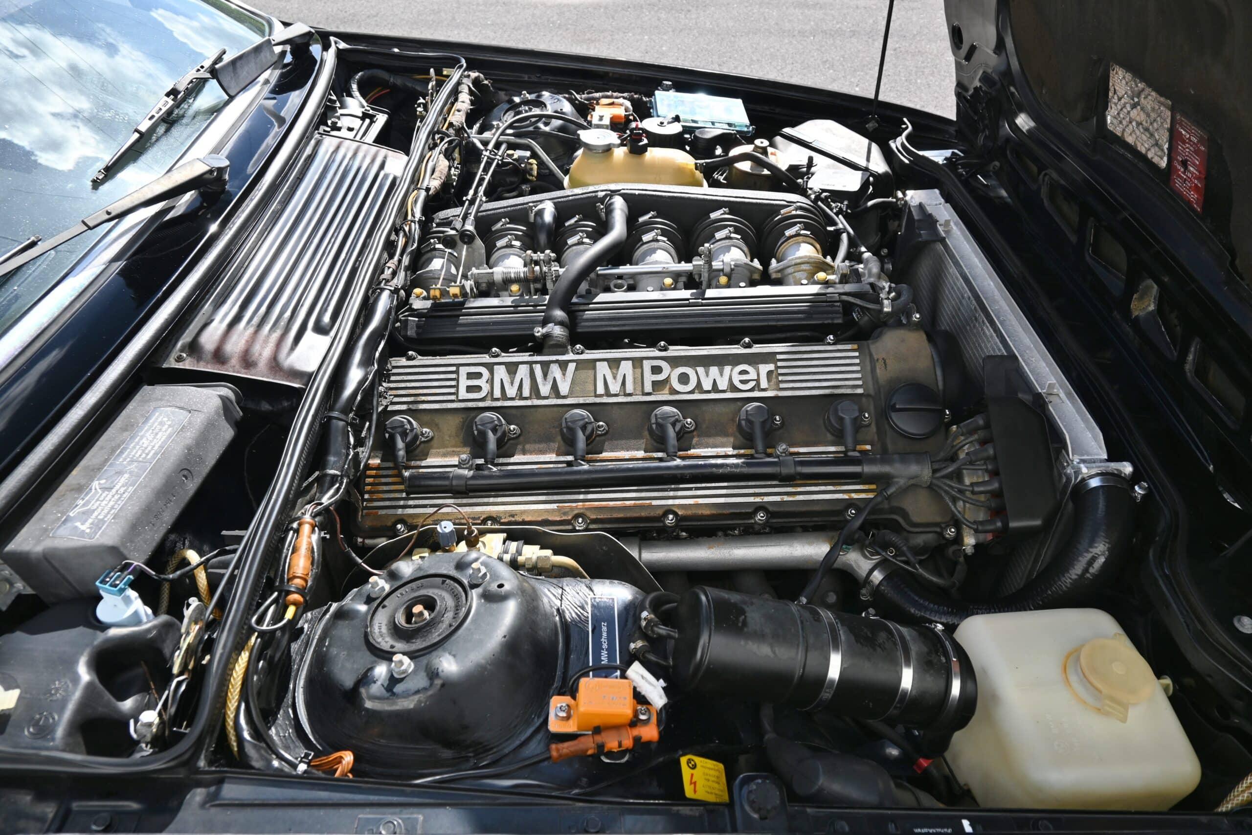 1988 BMW M6 E24 California Car-Original Paint -Clean history -5 Speed Manual -Rare Dinan Wheels