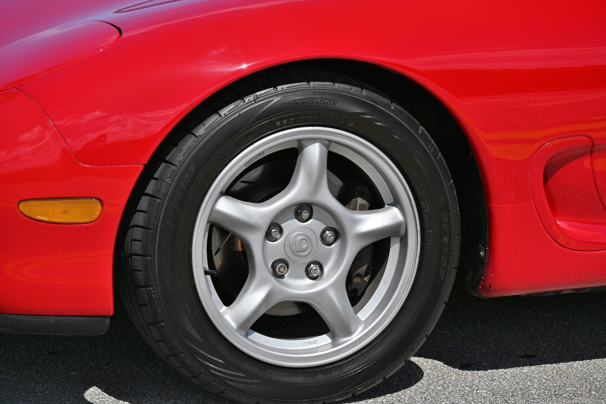 1993 Mazda RX-7 FD3S Twin Turbo Only 41K Miles – Desirable Color Combo -5 Speed Manual- Freshly Serviced