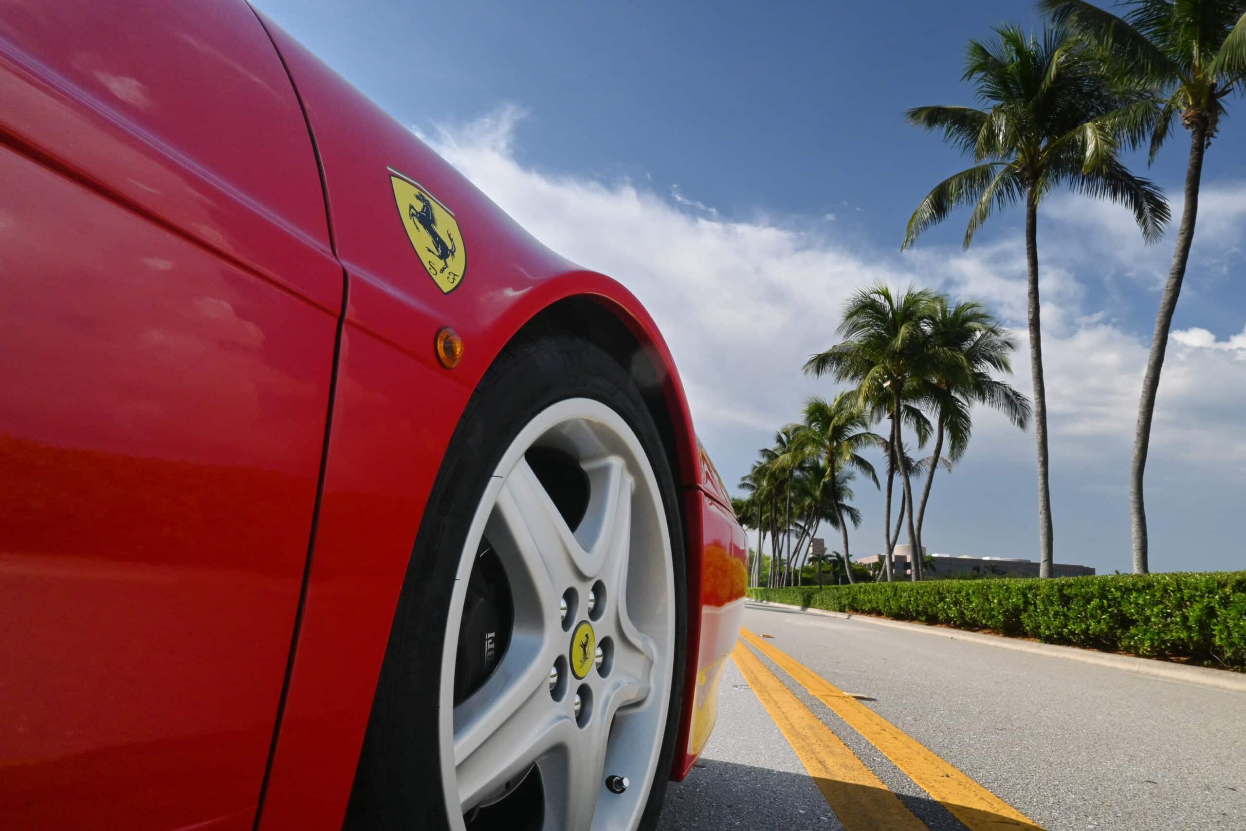 1993 Ferrari 512TR, 18K MILES, BELT SERVICE IN APRIL OF 2021, DOCUMENTED HISTORY, SWISS MARKET CAR|1993 Ferrari Testarossa 512 TR