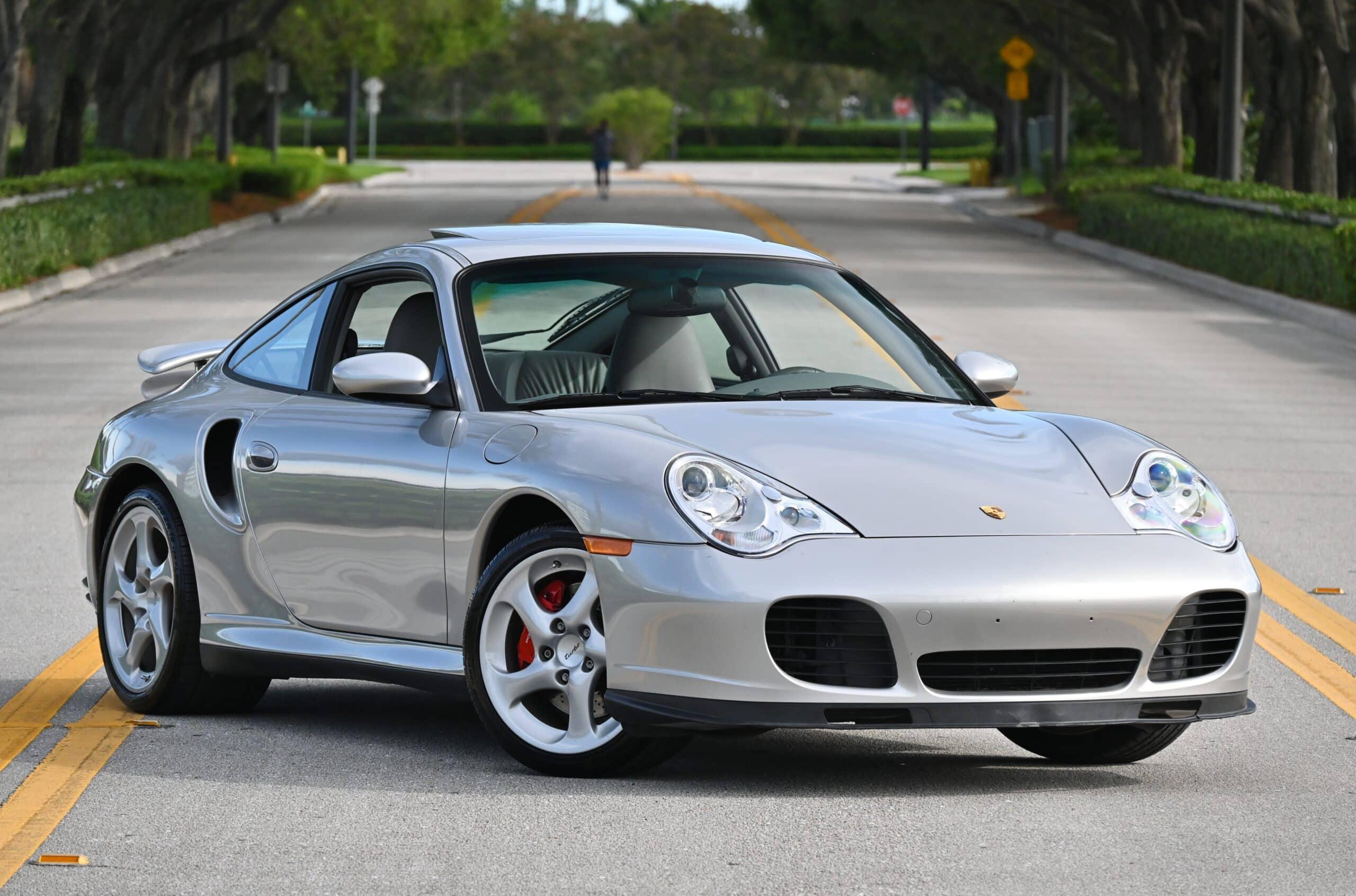 2002 Porsche 911 Turbo 996 1 Owner – 13k Actual Miles – Original Title – 100% Stock Unmodified – Texas Car