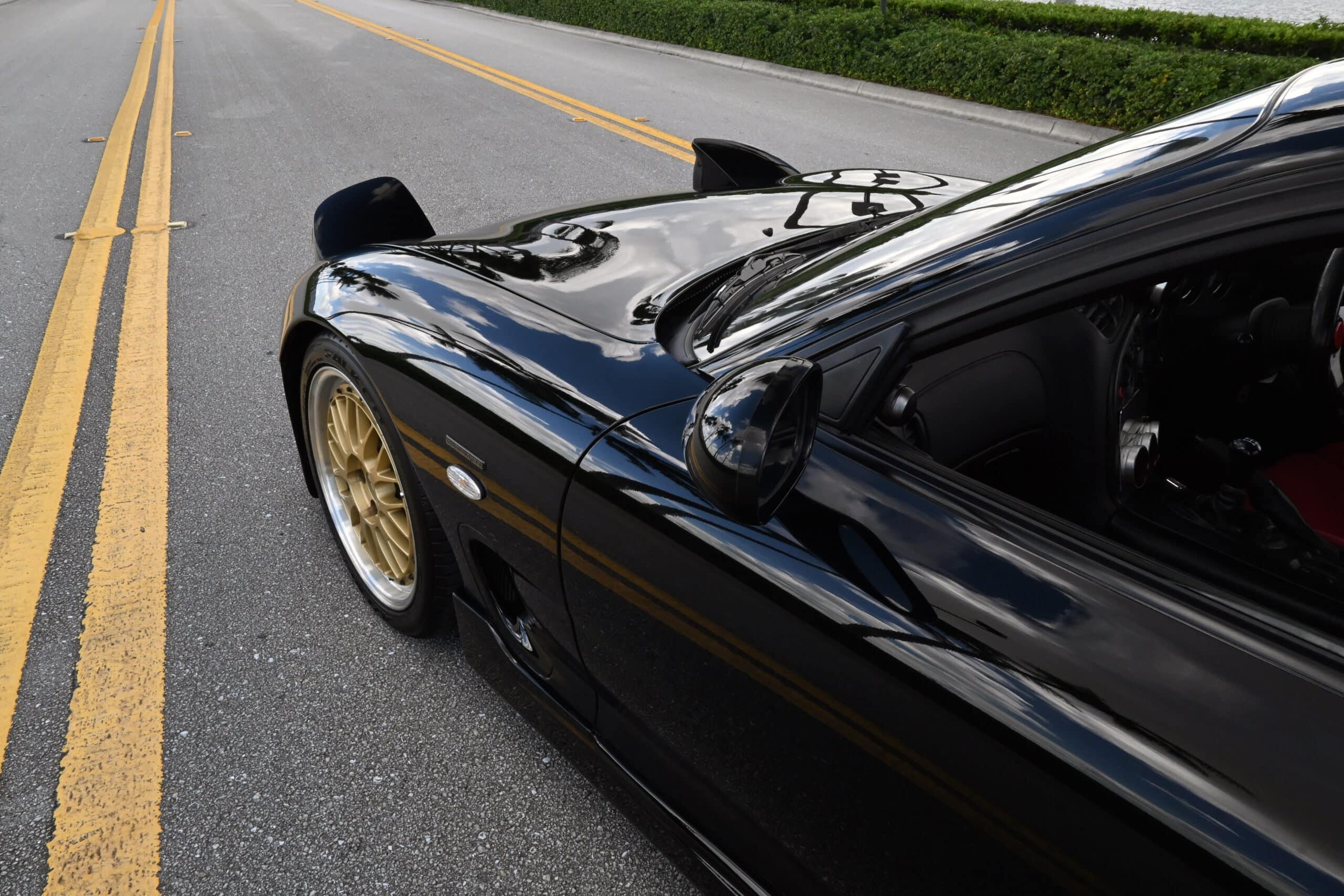 1995 RX7 FD3s Efini Bathurst X OEM+ 62K kilometers – 38k miles   1 of only 777 produced