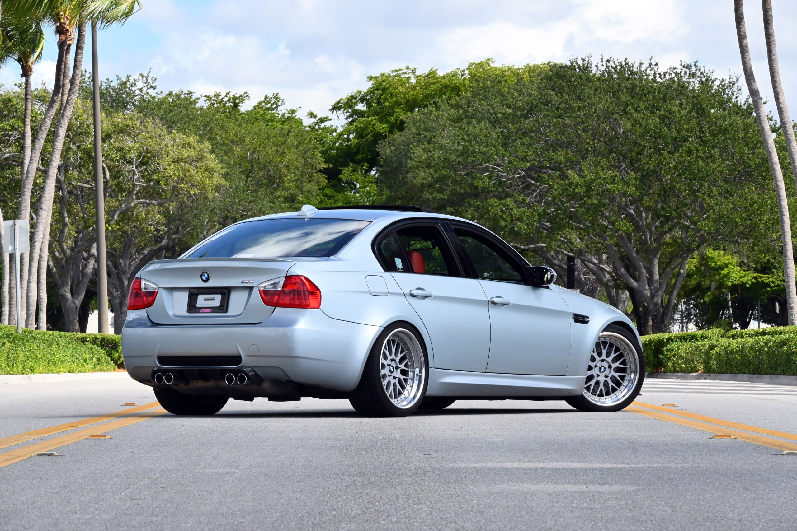 2008 BMW M3, 6-SPEED MANUAL, extensive options list, rod bearings, extended leather, turn key