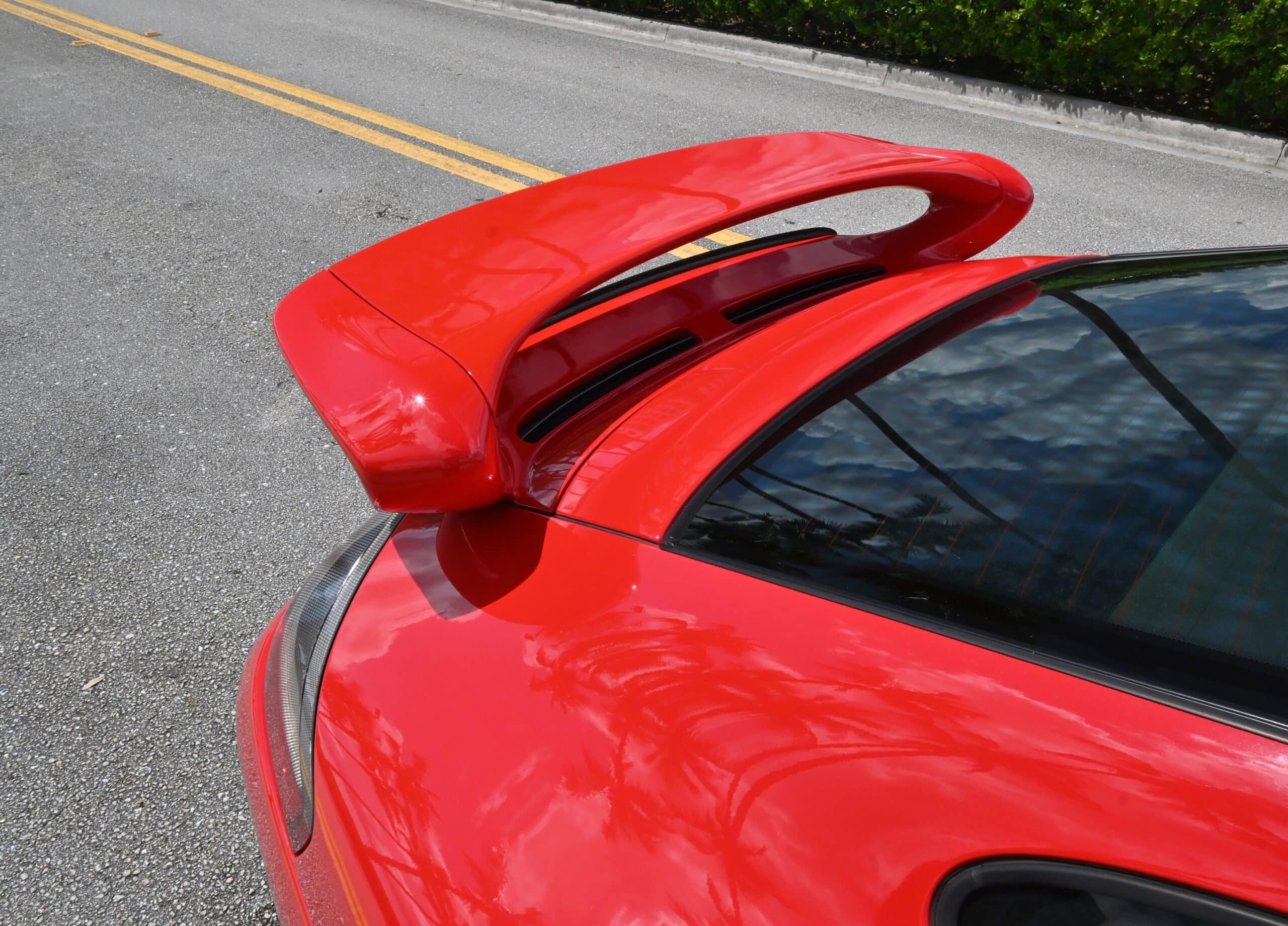 2001 Porsche 911 Carrera 2 Only 33K Miles -Aerokit – 6 Speed Manual- Tastefully modified – Service Records