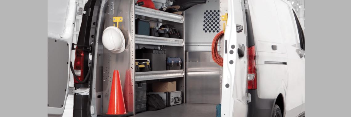 Fleet Specialties Custom Up-fitting - Electrical Small Van