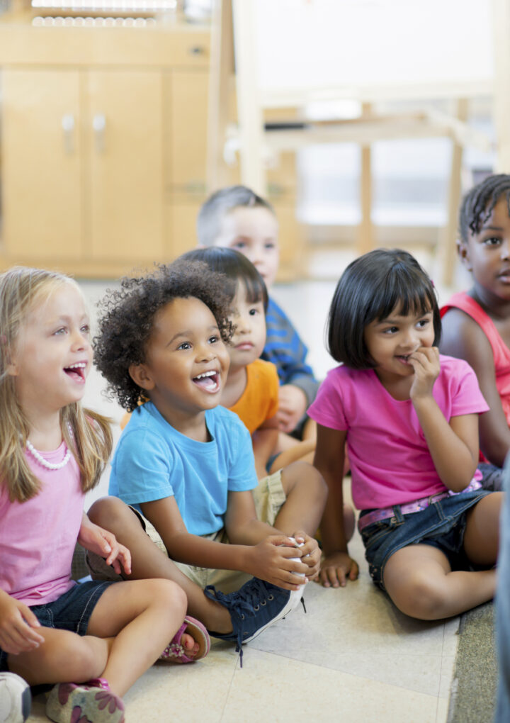 The Benefits (And Hidden Benefits) Of Story Time
