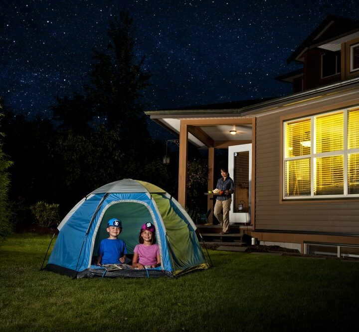 The Art Of The Backyard Campout