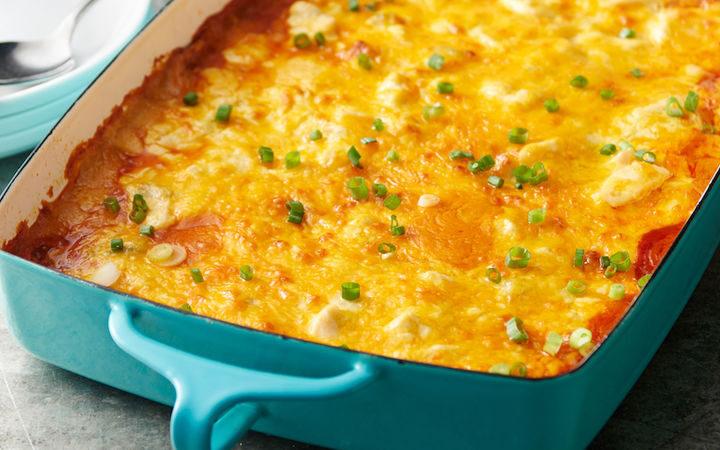 Chicken Enchilada Casserole – A Recipe For The Whole Family