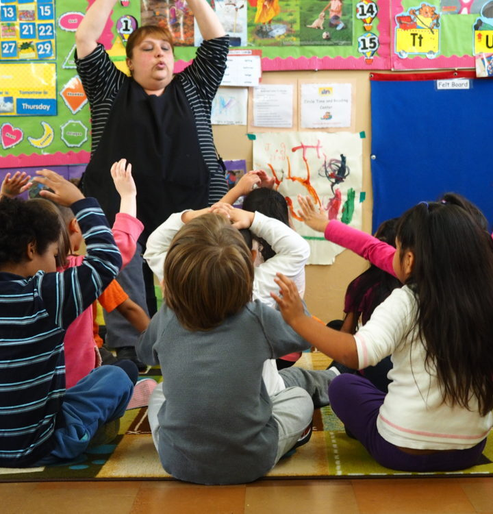 Universal Preschool NOW Campaign Pushes For Measure On November Ballot