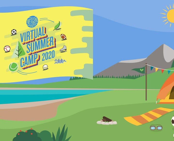 USTA To Host First-Ever Net Generation Virtual Summer Camp