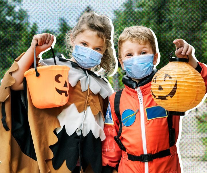 Hauntingly Awesome COVID-19 Halloween Costumes