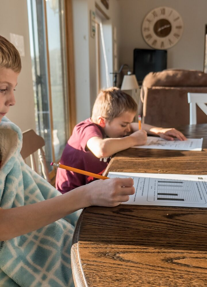Ways To Entertain Yourself While The Children Are Homeschooling