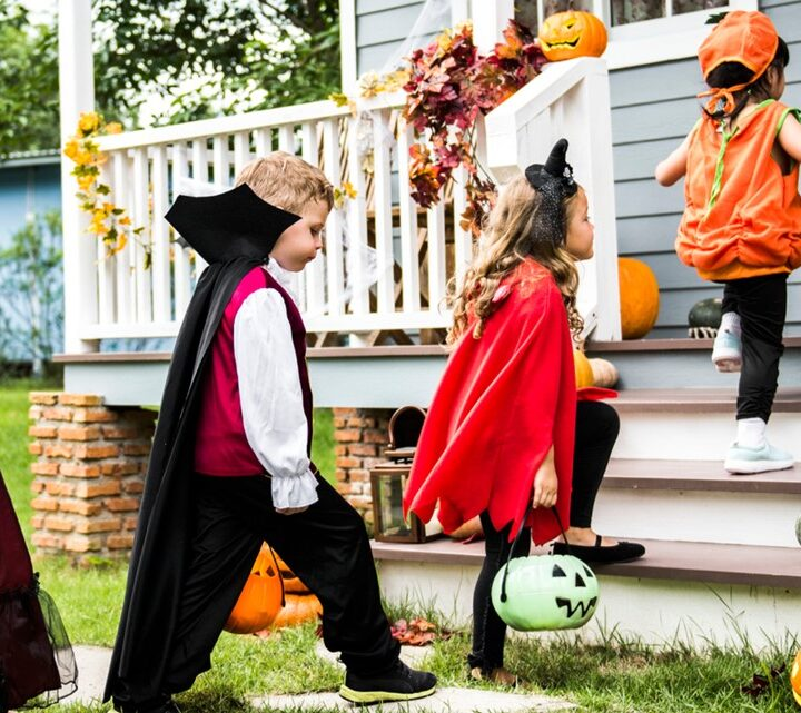 Your Parent Survival Guide To Trick Or Treat Night