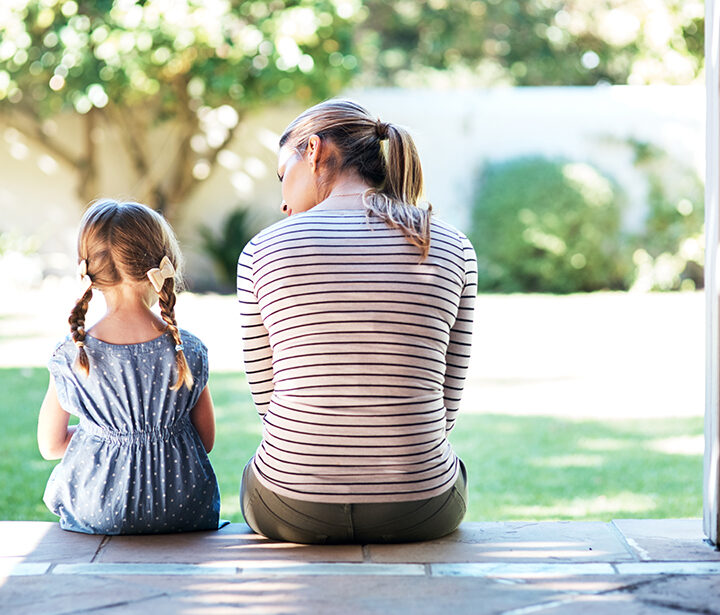 Talking To Your Child About Scary Events