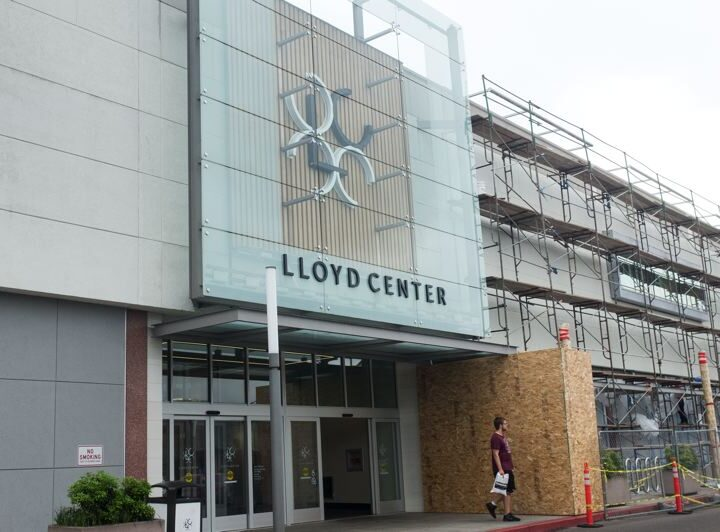 Lloyd Center Mall – How Long Will It Exist? What's Still There For Kids?