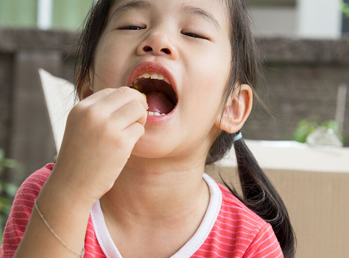 COVID Weight Gain? Don't Panic! Help Your Child Develop A Healthy Relationship With Food