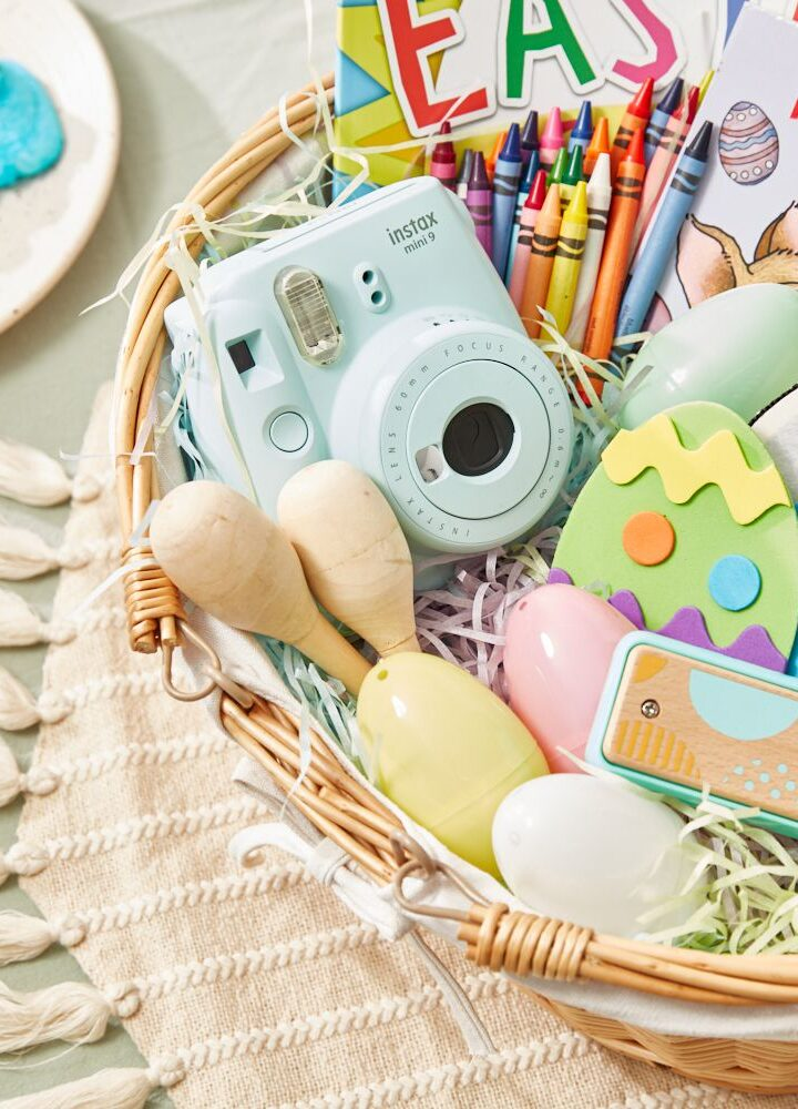 Fill Your Child's Easter Basket With These Fun  Fillers