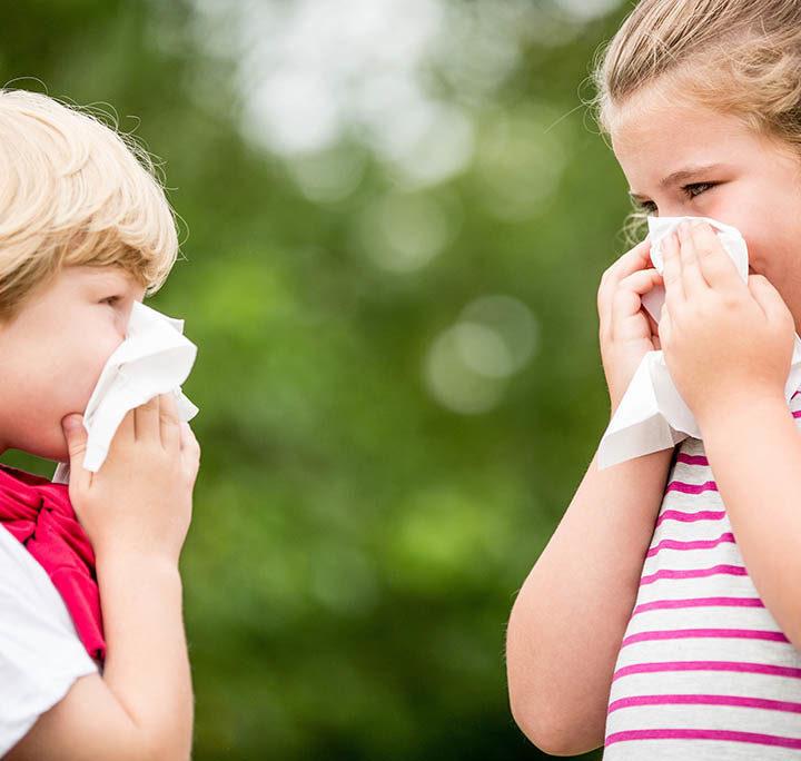 How To Help Kids With Seasonal Allergies