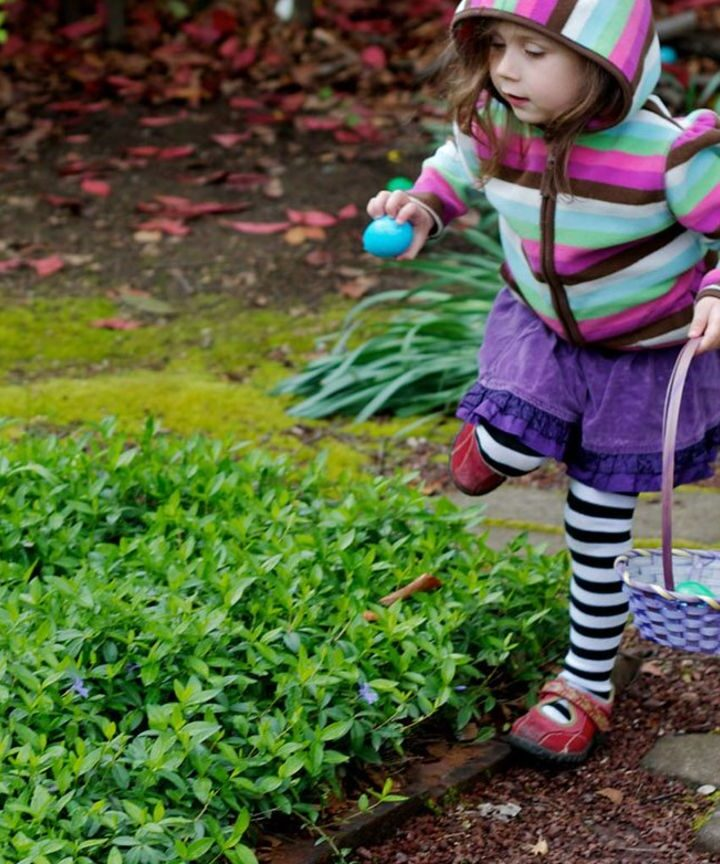 8 Unique Ideas To Try For Your Easter Egg Hunt