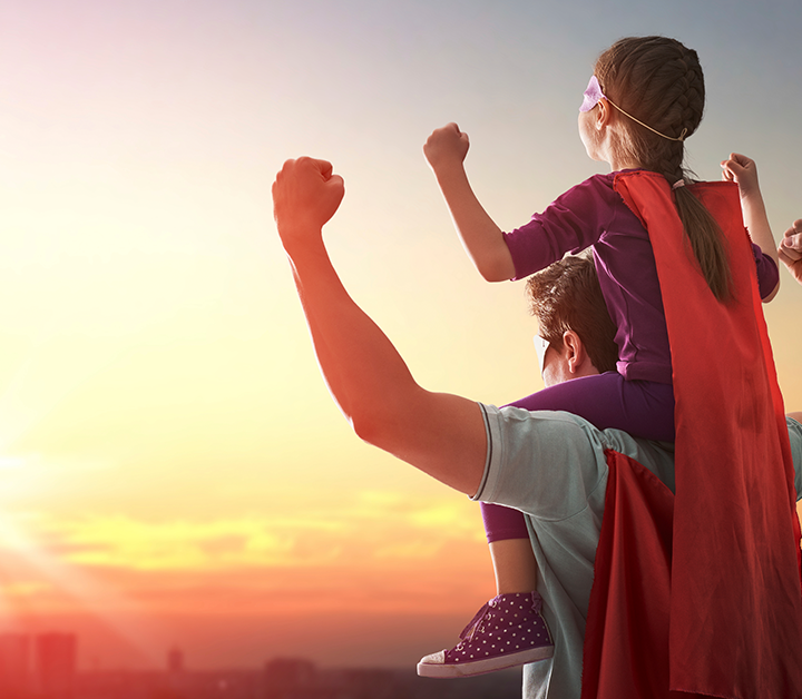The Highest High – Keeping Your Head Up As A Parent During This Difficult Time
