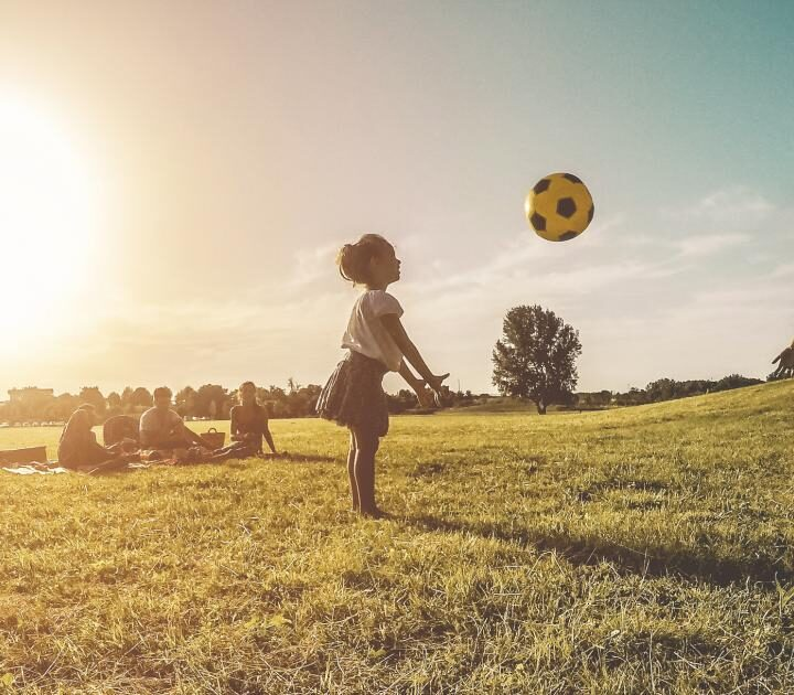 The Sun Is Coming! Why It's Important To Get Your Kids Outside