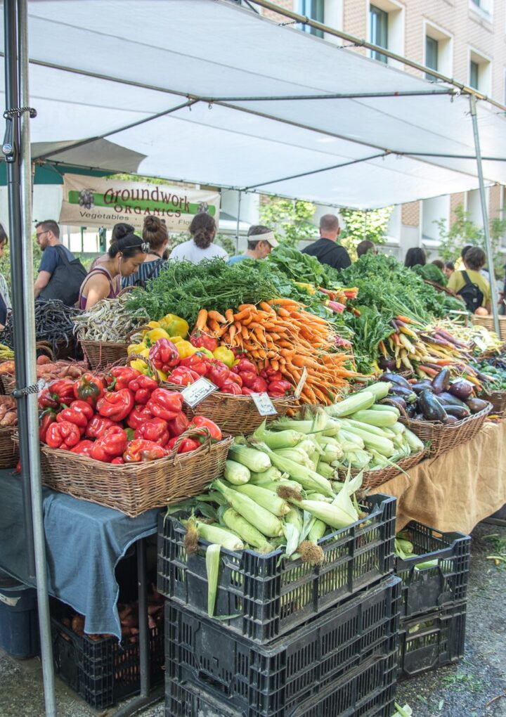 Why You Should Shop At Your Local Farmer's Market