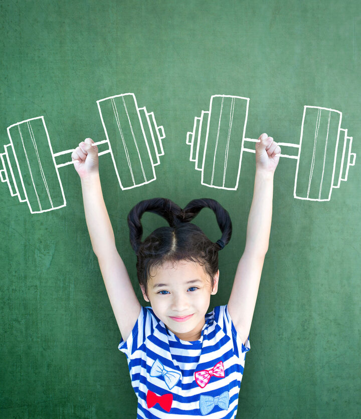 Building Resilience In Kids