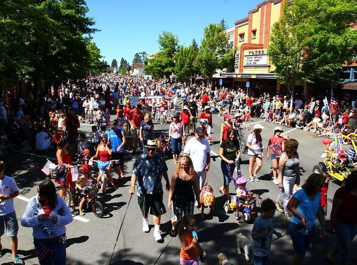Fourth Of July Fireworks Shows – Where To Find Them Around Oregon